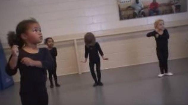 Ох, нелёгкое это дело, балет (видео)