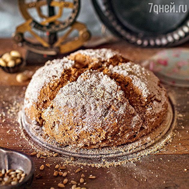 Диетический хлеб из отрубей рецепт