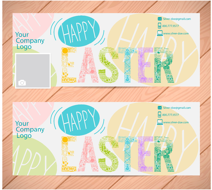 Cover with the words Happy Easter 2 (700x629, 515Kb)
