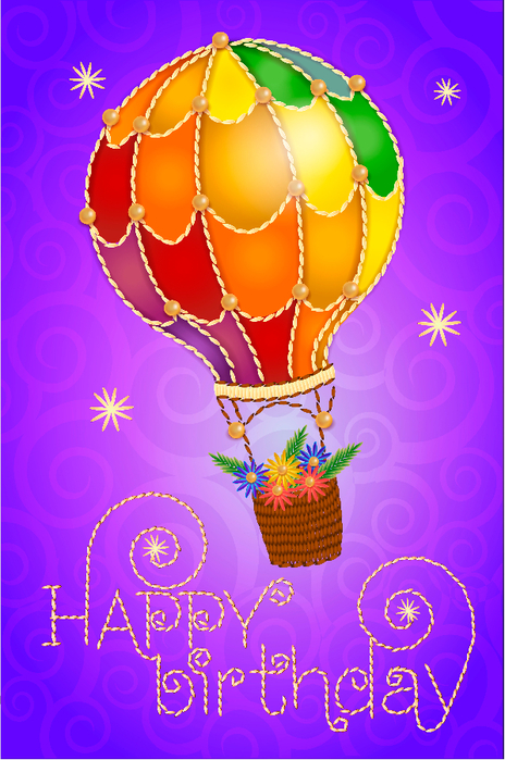 birthday card balloon  (464x700, 424Kb)