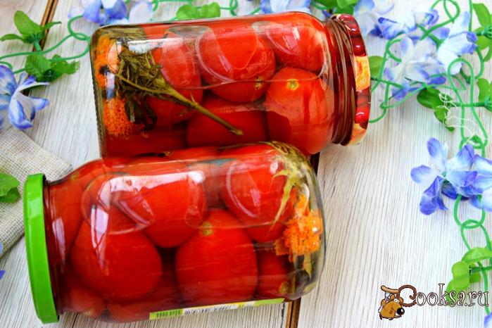recipes9546 помидоры с бархатцами (700x466, 429Kb)