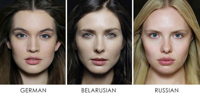 Фотопроект, доказывающий, что красота не зависит от национальности