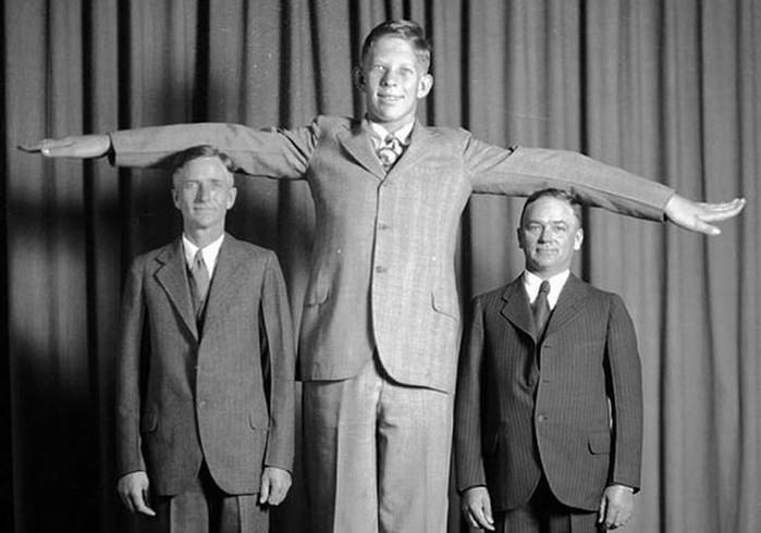 Как изменился человек за 100 лет
