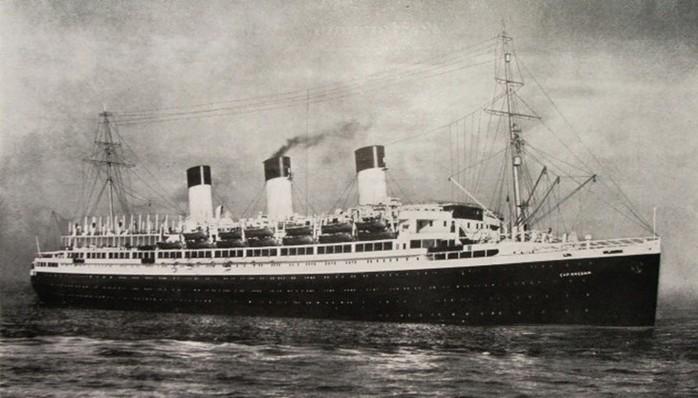 Крупнейшие кораблекрушения в истории
