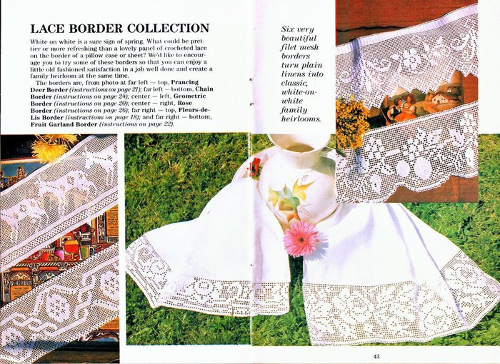 Filet Lace Border Collection 01 pic (700x510, 139Kb)