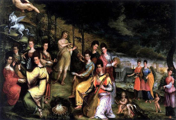 800px-Apollo_and_the_Muses_by_Lavinia_Fontana (700x477, 83Kb)