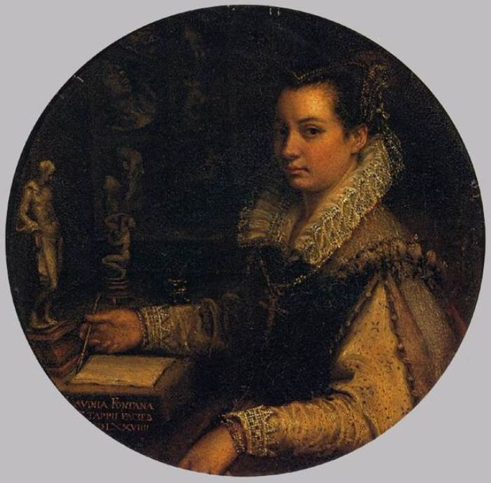 Lavinia_Fontana_-_Self-Portrait_in_a_Tondo_-_WGA7986 (700x689, 70Kb)