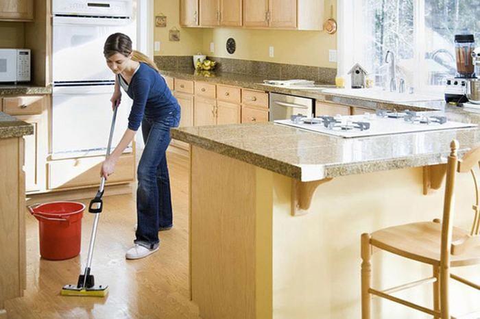 Чистота на любимой кухне - 10 правил безупречной хозяйки