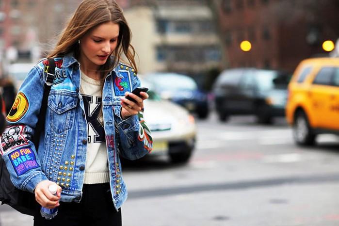 Какую джинсовую куртку можно считать модной