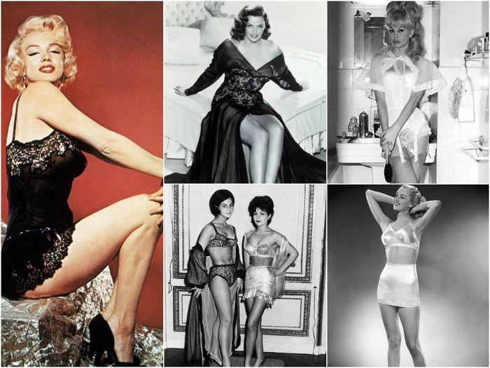 прически 1950-1960х годов фото