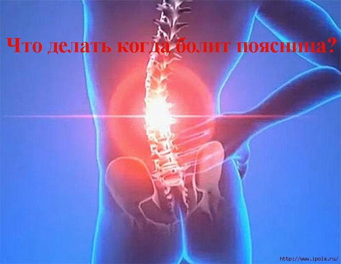Болит низ спины 8 неделя