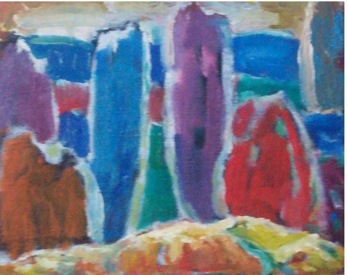 Фризен. Вечер Кипарисы 1991 (700x553, 391Kb)