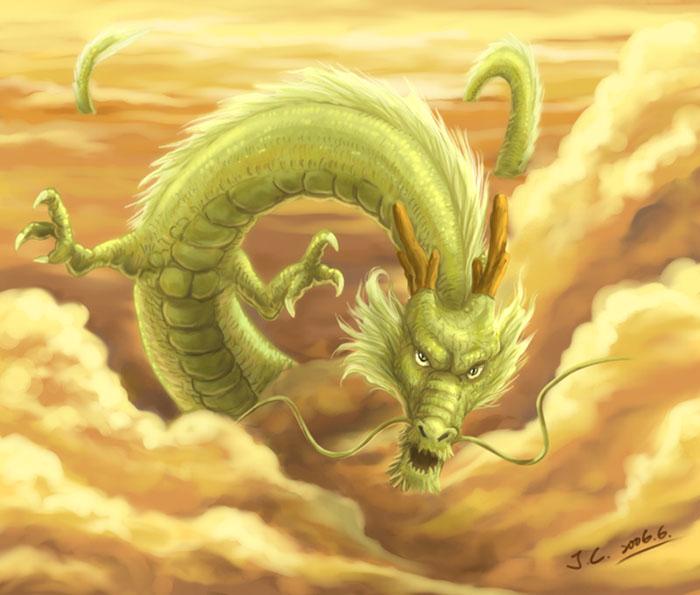 Гороскоп безрогого дракона