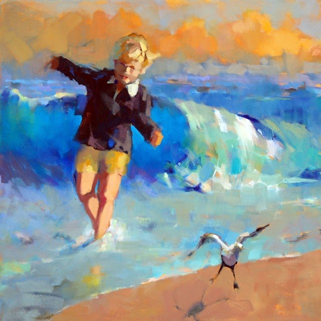 Beach Play (640x640, 359Kb)
