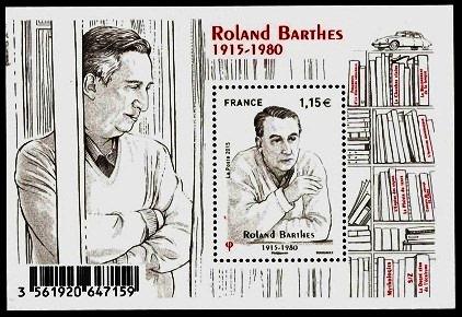 YtFR F5006 Roland Barthes  Ролан Барте (422x290, 60Kb)
