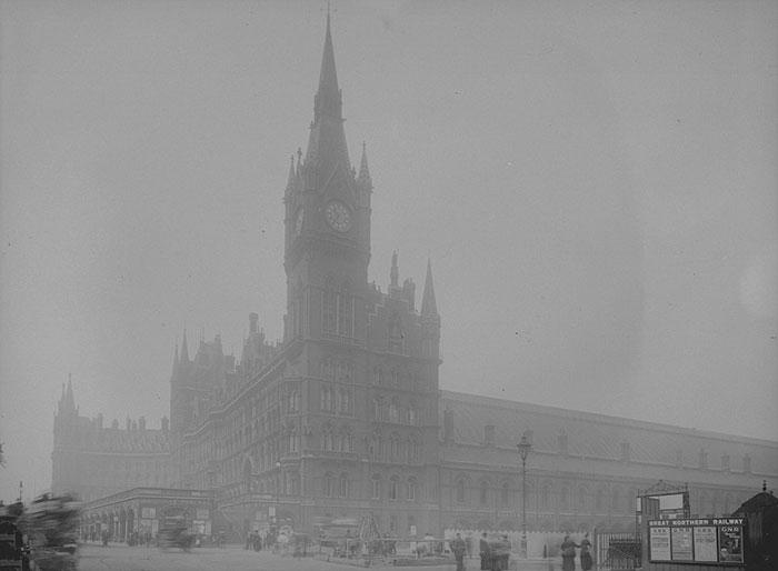 большой смог в лондоне 1952 год 1 (700x514, 104Kb)