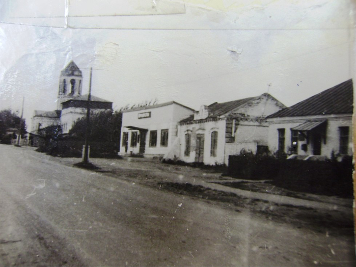 Город Фурманов, ул. Большая Фурмановская. 60 - 70е года ХХ века (700x524, 285Kb)
