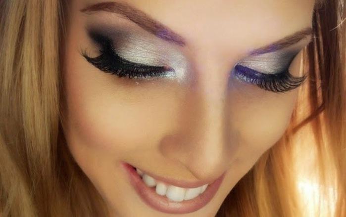 Spring 2018 eye makeup trends