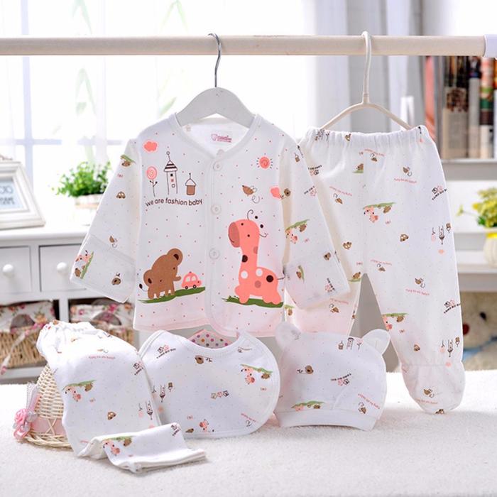 5-шт-Хлопок-одежда-для-Новорожденных-детские-Наборы-Мультфильм-дизайн-мальчик-девушки-одежда-С-Длинным-рукавом (700x700, 392Kb)