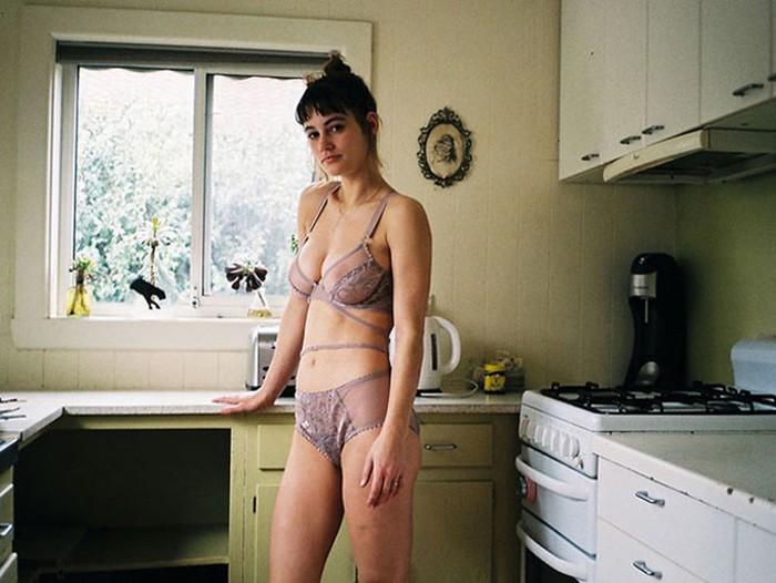 Не модели! В рекламе нижнего белья снялись женщины с обычной фигурой