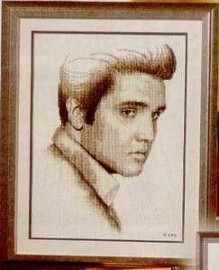 Vervaco 75.114 Elvis (243x300, 53Kb)