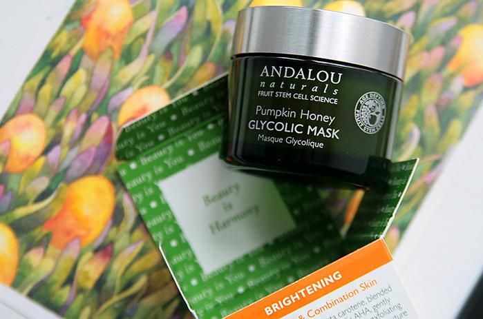 Гликолевая маска с тыквой и медом Andalou Naturals Glycolic Mask Pumpkin Honey Brightening/1020871_ (700x463, 201Kb)