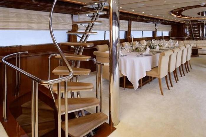 Дорогие яхты (фото)
