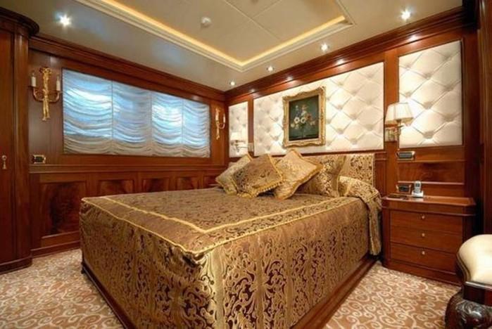 Фото Интерьер дорогих яхт мира