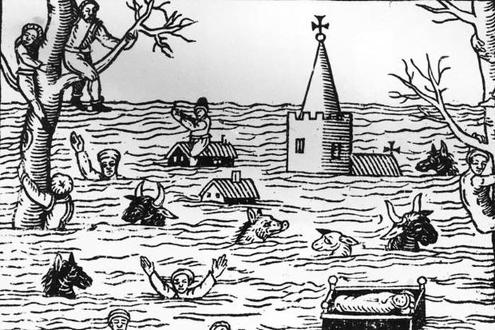 Темные времена, когда в Европе жилось хуже всего