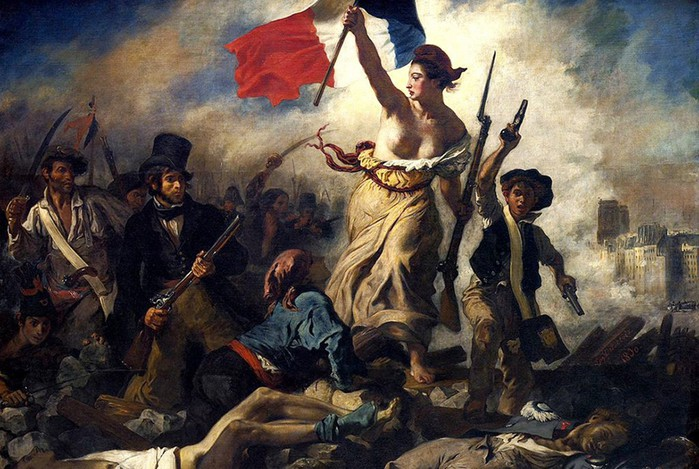 Немного обнаженки: Бюсты знаменитых француженок как символ Пятой республики