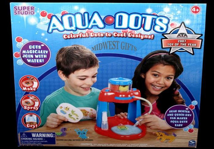 Запрещенные детские игрушки