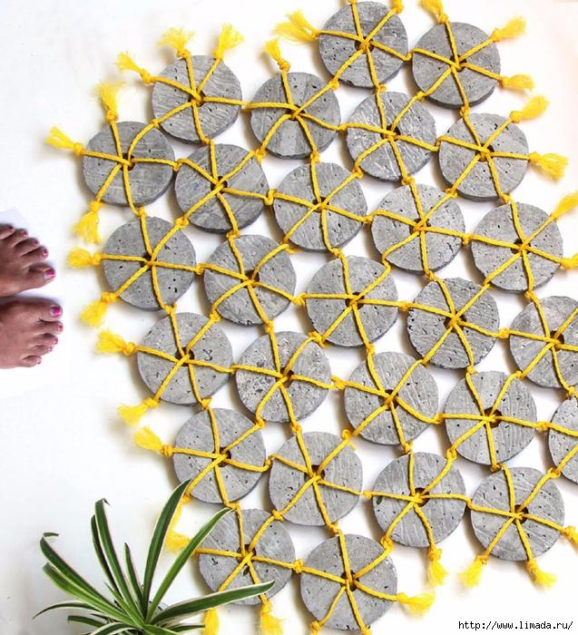 DIY-woven-concrete-doormat-apieceofrainbow-1 (637x700, 427Kb)