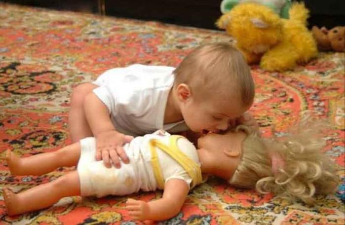 Чем занять малыша в очереди
