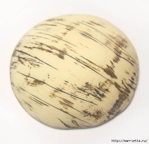 Лепка украшений из полимерной глины. Имитация кости (8) (500x482, 132Kb)