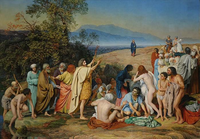Тайны живописи: 5 самых загадочных полотен Третьяковки