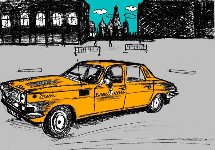 taxi yellow (700x490, 402Kb)