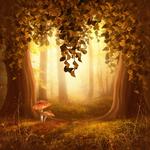 ������ jojo_autumn_forest_paper_11 (700x700, 603Kb)