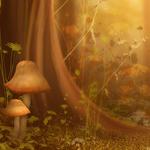 ������ jojo_autumn_forest_paper_13 (700x700, 371Kb)