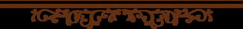 коричневая1 (500x61, 19Kb)
