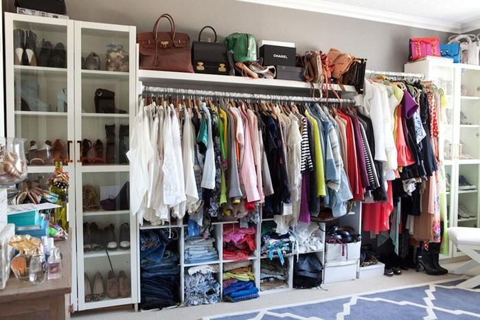 Как разобрать шкаф и получить от этого удовольствие