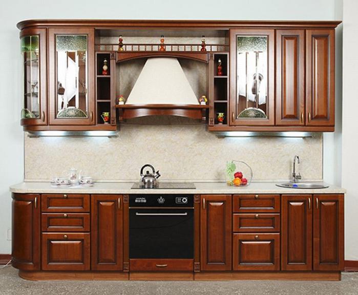деревянные фасады для кухни 21 (700x576, 382Kb)