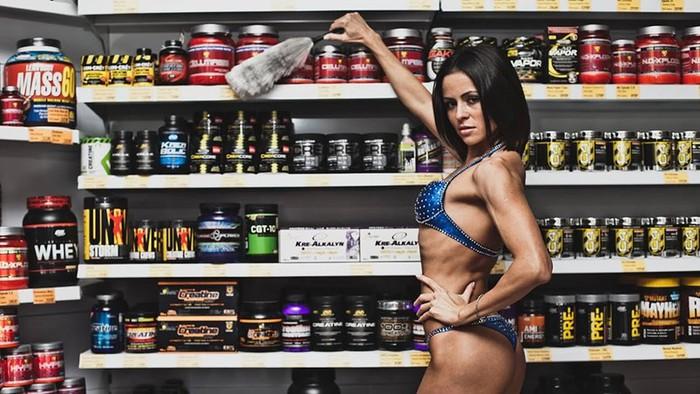 Строим идеальное тело с помощью правильных продуктов питания