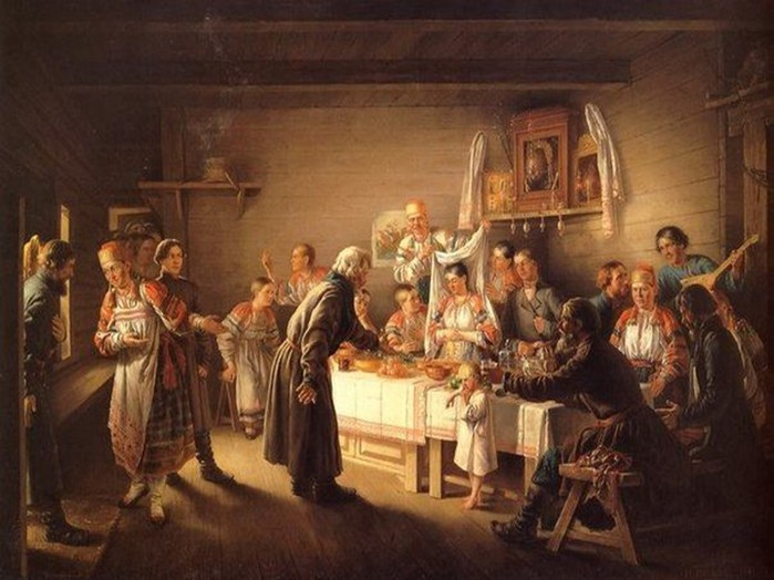 Откуда берутся свадебные обычаи? Современные свадебные традиции