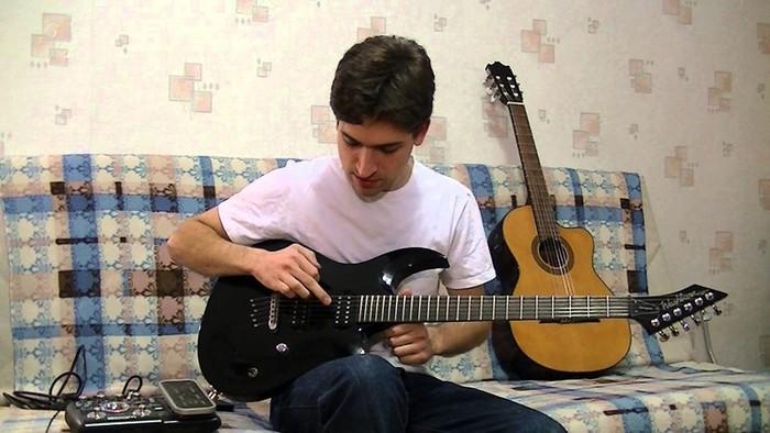 Всё просто! Как новичку настроить гитару