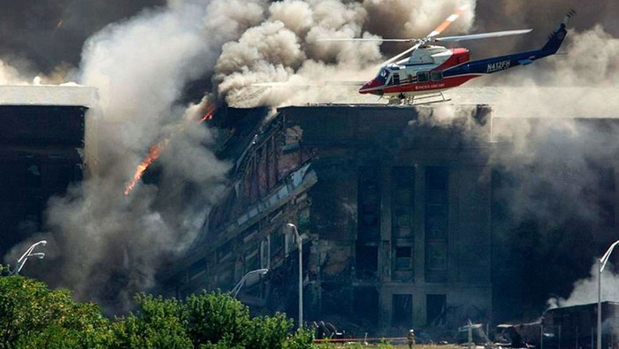 9/11 - самый страшный теракт в истории США