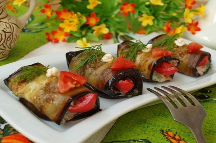 Знаменитый «Тёщин язык» – вкусный рецепт из баклажанов