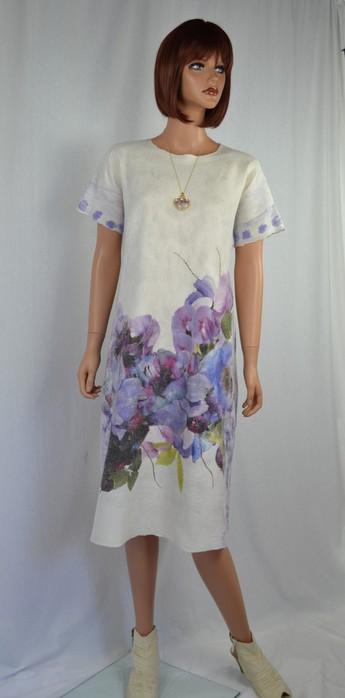 Валяные платья из шерсти