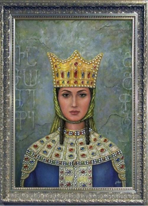 Золотой век Грузии   правление легендарной царицы Тамары