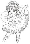 Превью раскраски для девочек 4 (409x604, 142Kb)