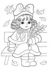 Превью раскраски для девочек 8 (409x604, 141Kb)